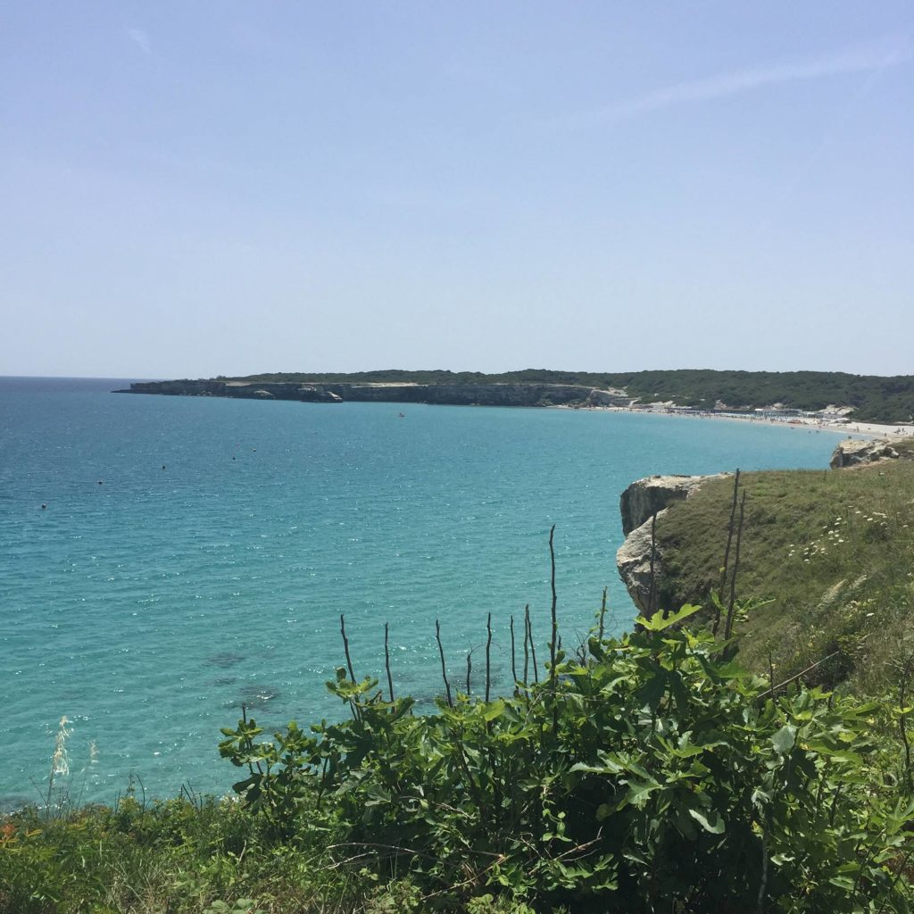 Crystal clear sea and the most beautiful beaches of Puglia