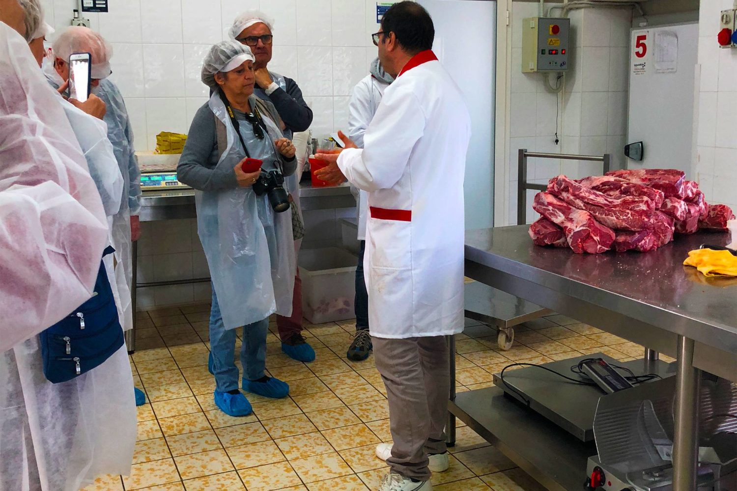 Tasting of Capocollo and other typical Apulian cured meats
