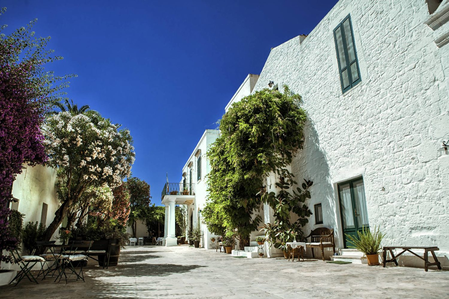 Authentic food experience in Puglia
