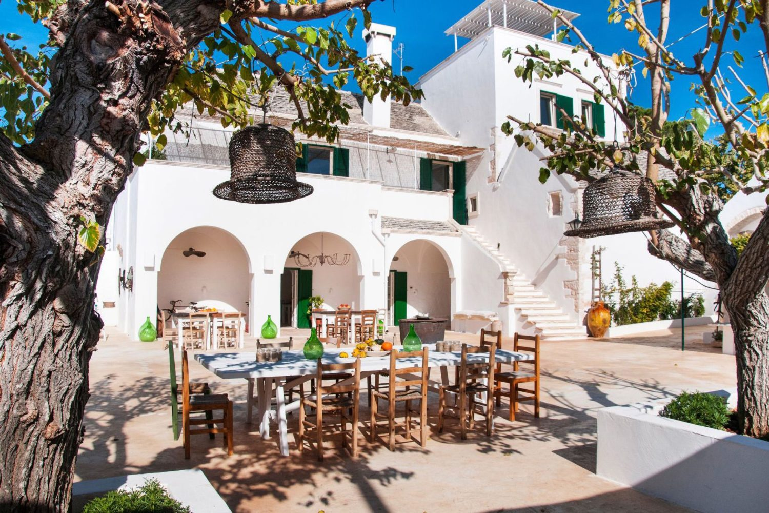 Foodie experiences at Masseria San Michele