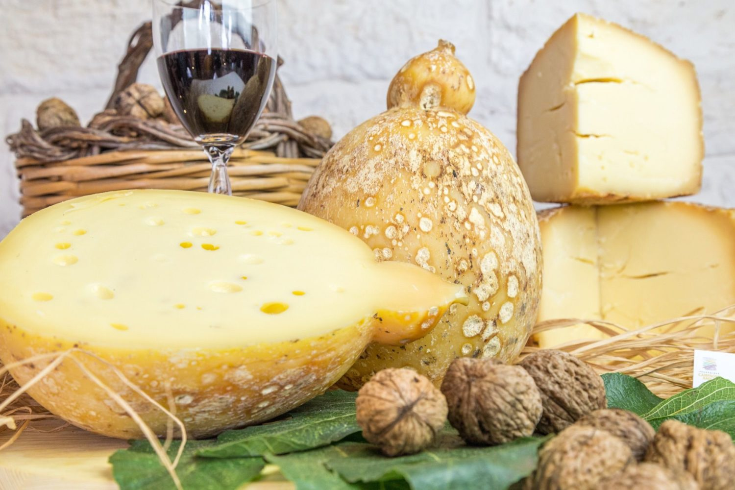 The best cheese tasting in Puglia