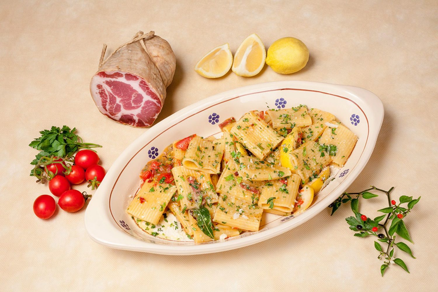 Apulian traditional dish