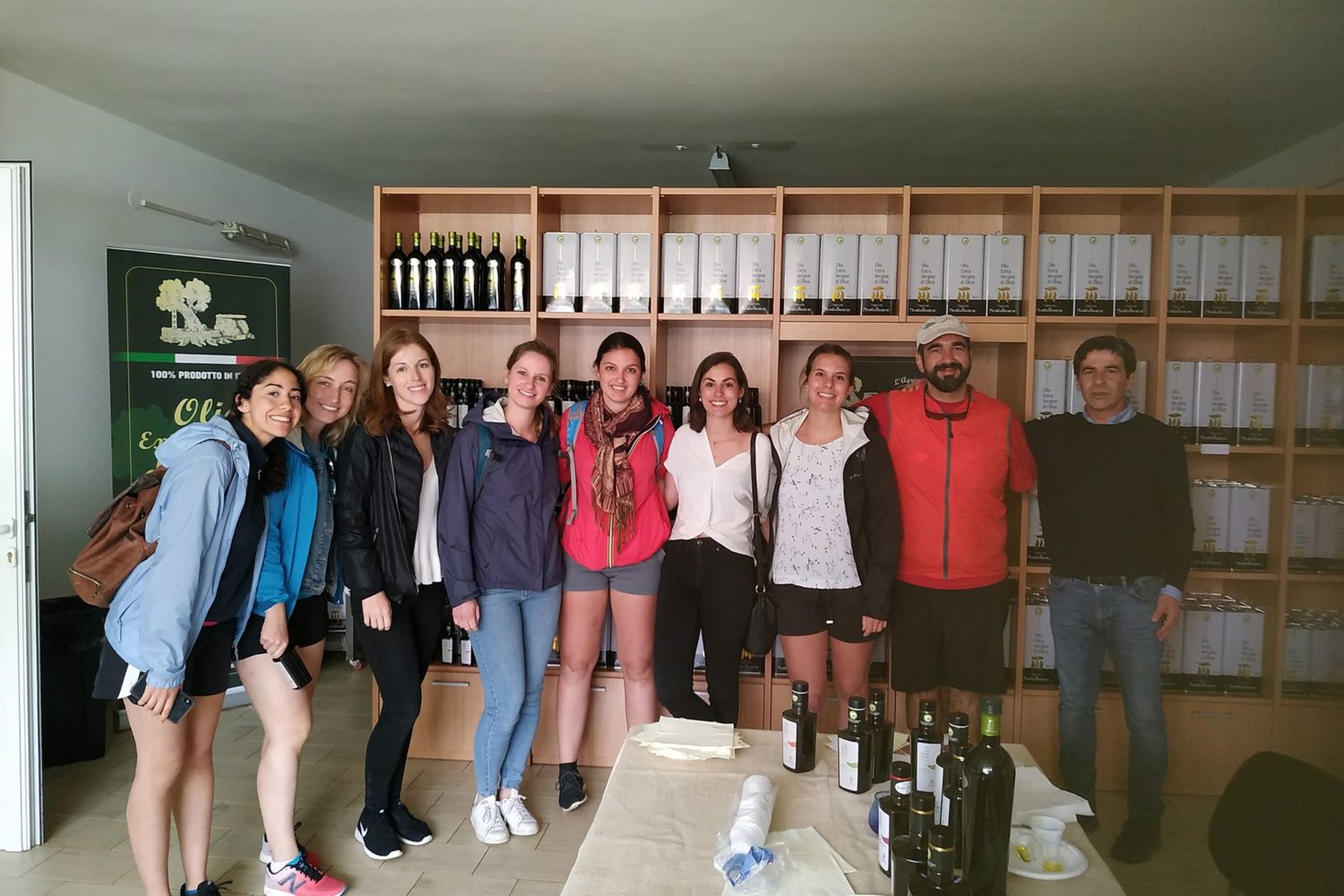 Bike tour with tasting in Puglia Italy