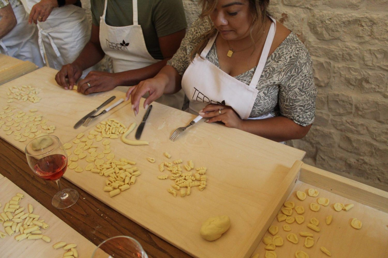 Cookery courses at home