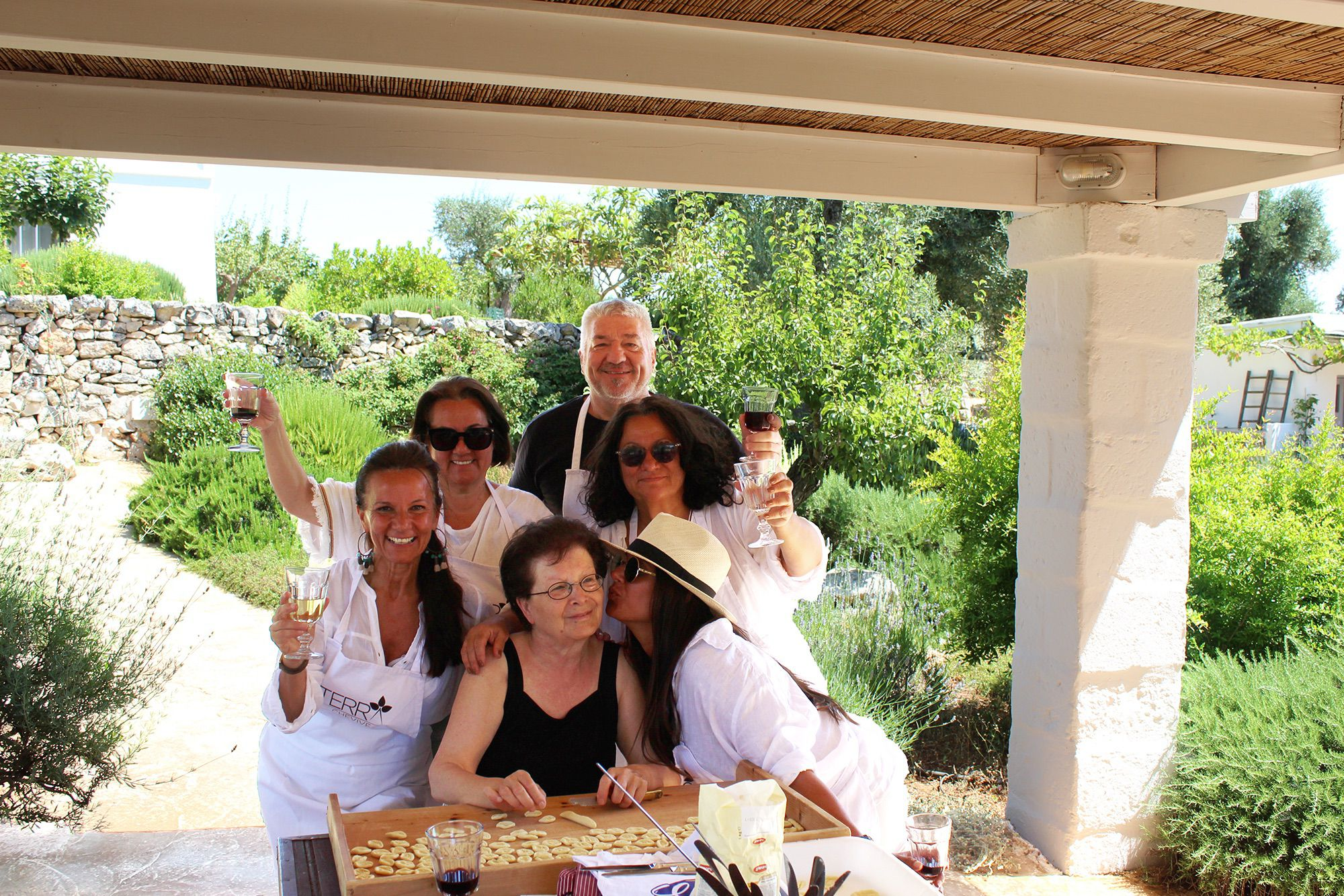 Cooking classes and private chef at your holiday accommodation in Puglia