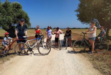Culinary bike tour in Puglia