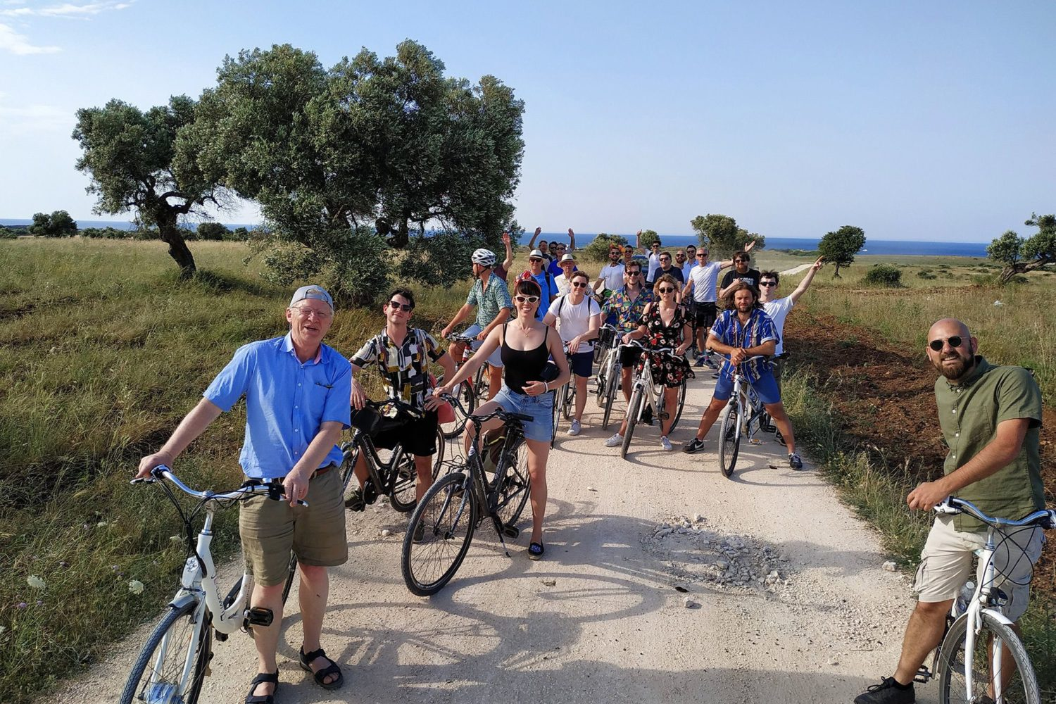 Cycling food tour Puglia Italy