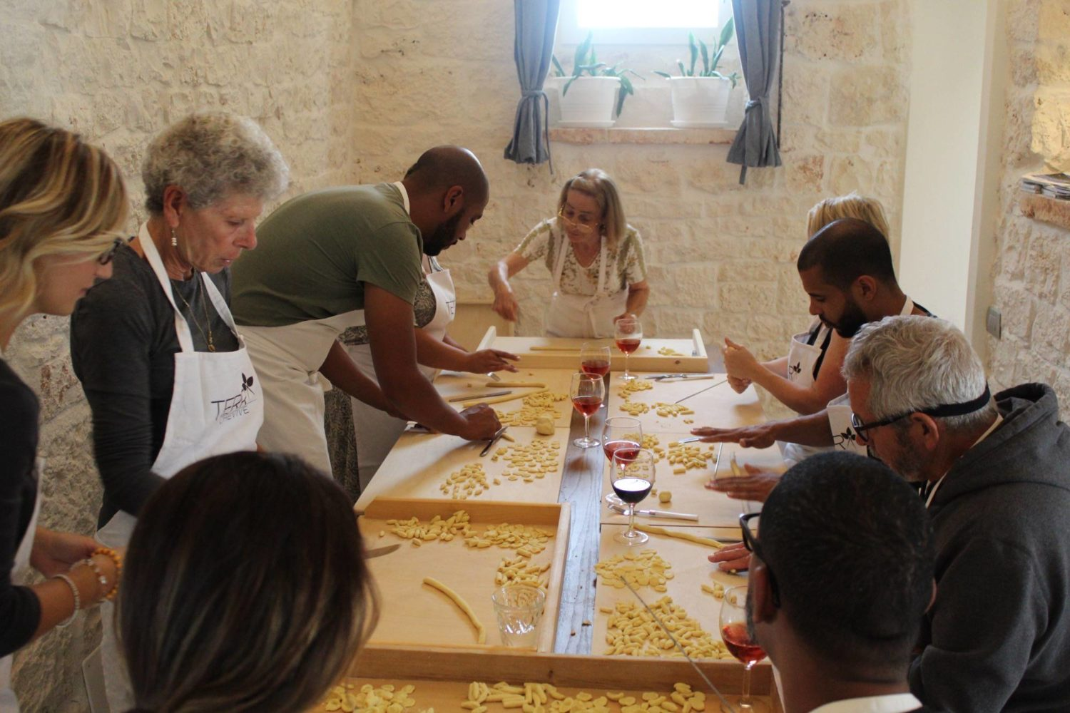 Exclusive cooking class Puglia