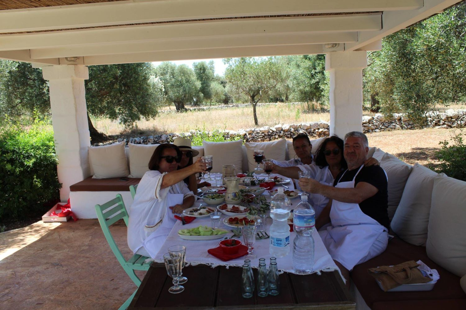 Foodie experience during holiday Puglia