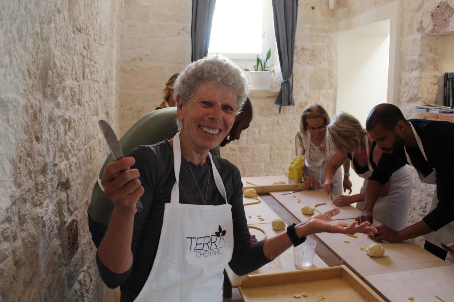 Learn how to make recipes from Puglia