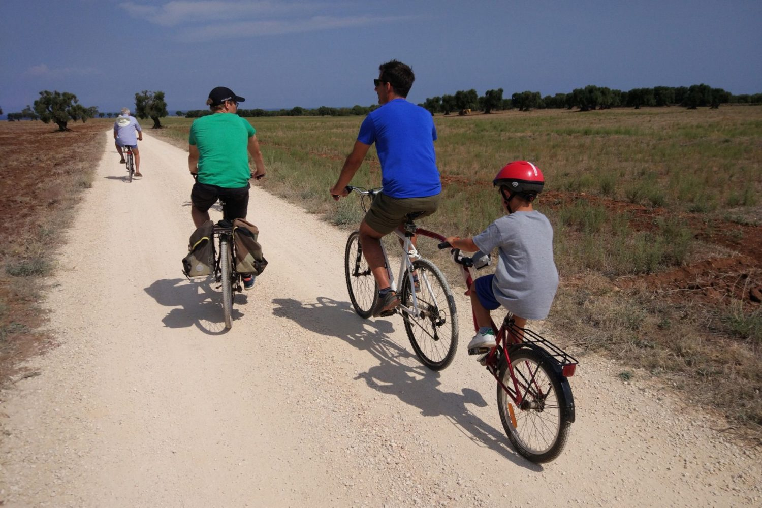 Taste and bike Puglia