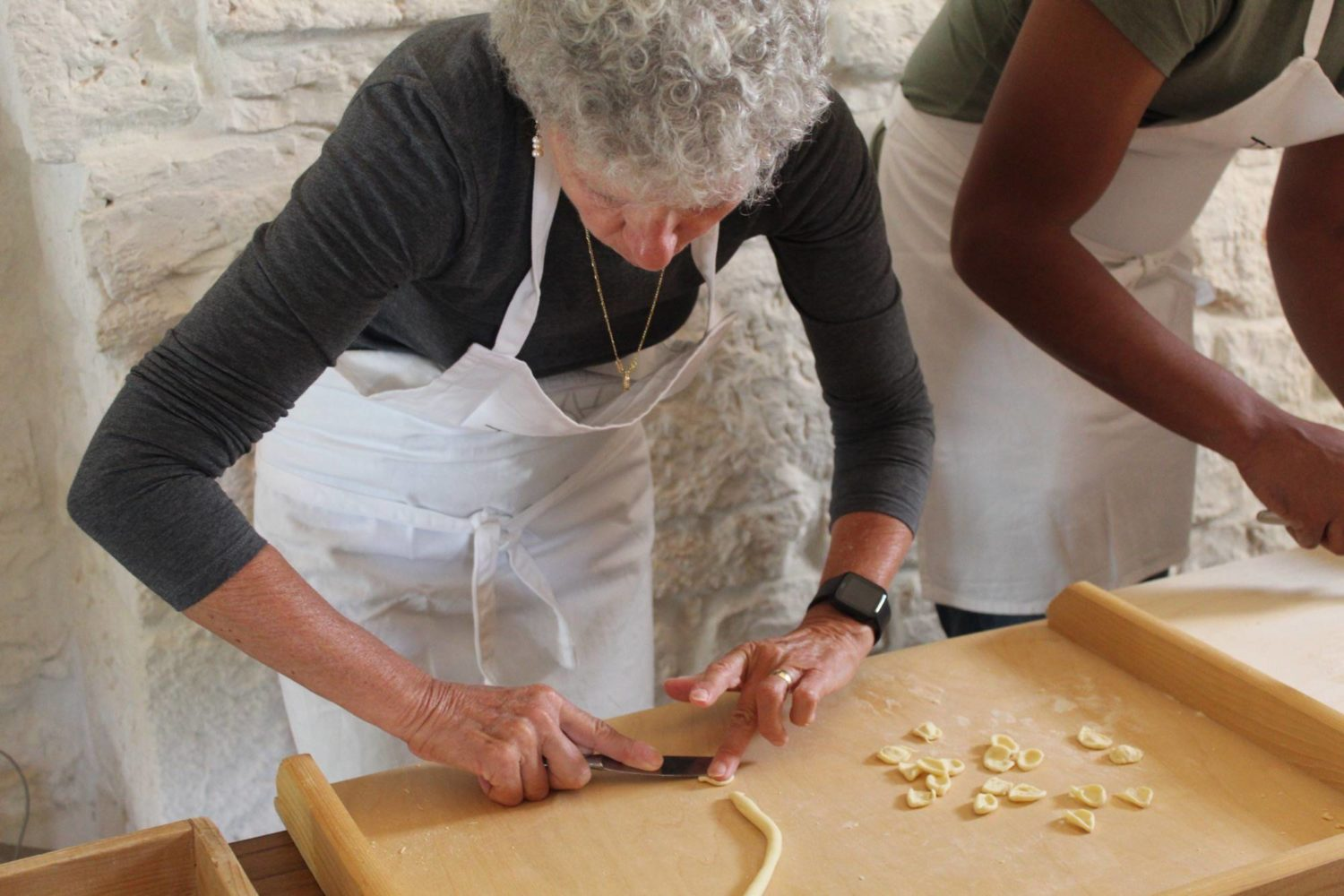 What to do about food Puglia