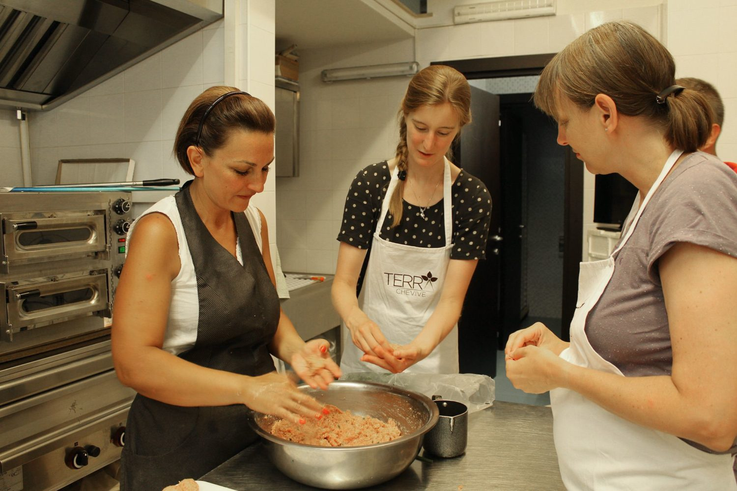 Cooking class of traditional Apulian recipes