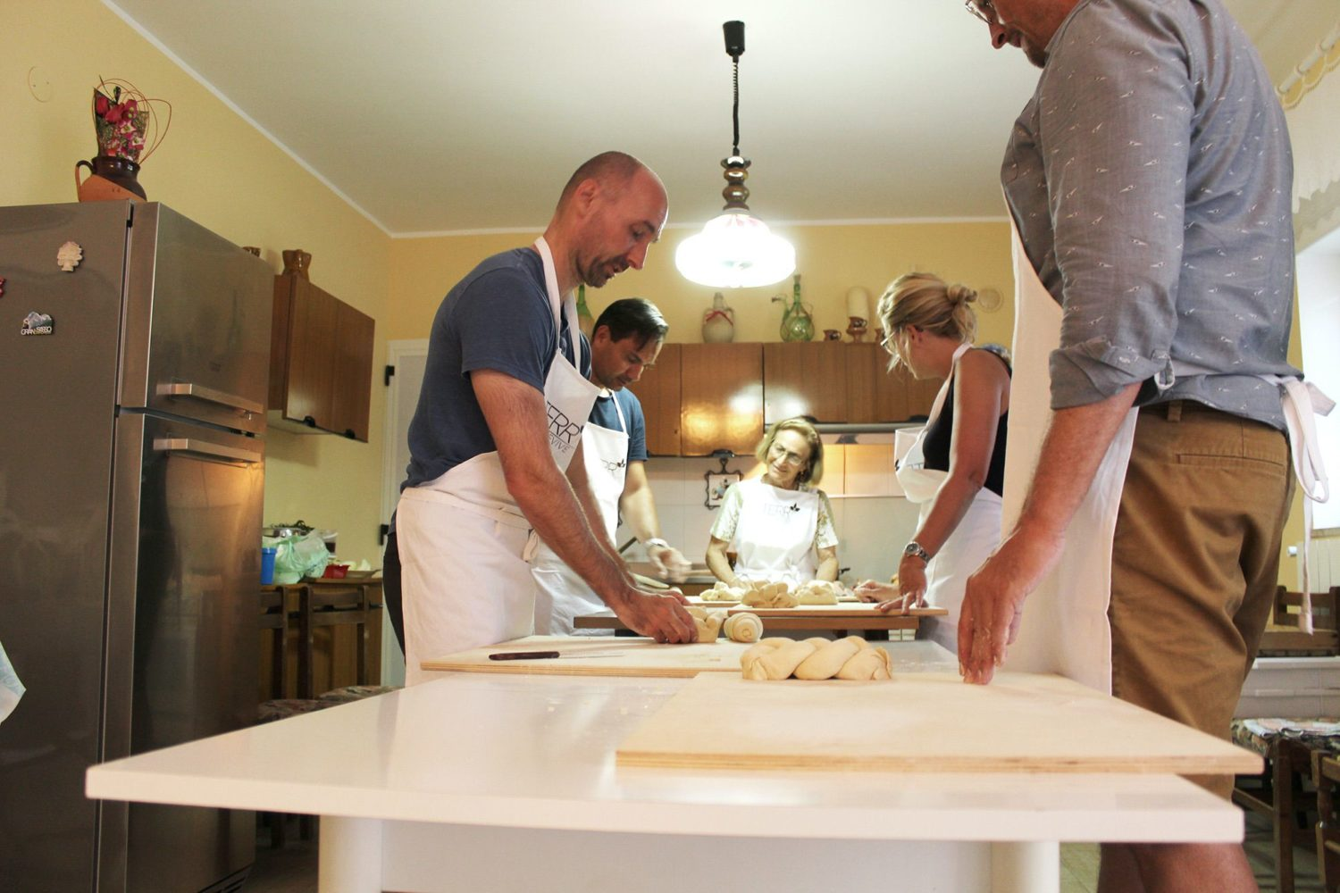 Recommended cooking class Puglia