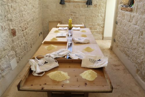 Most authentic cooking class Puglia