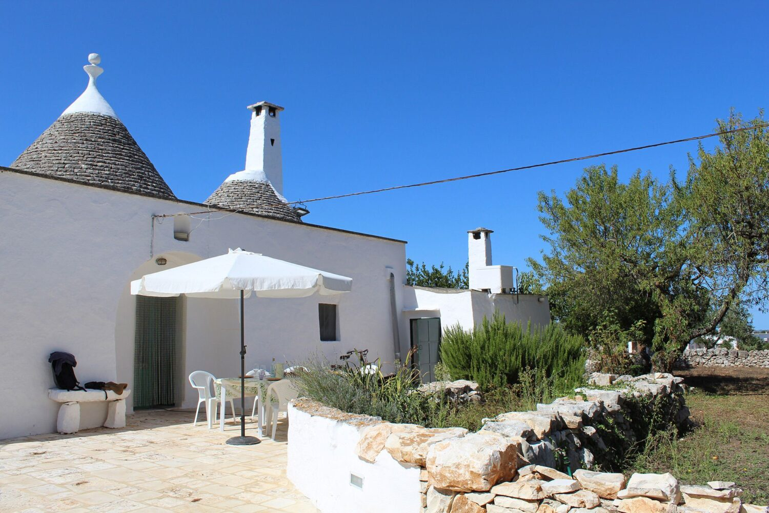 Traditional trulli cooking class Puglia