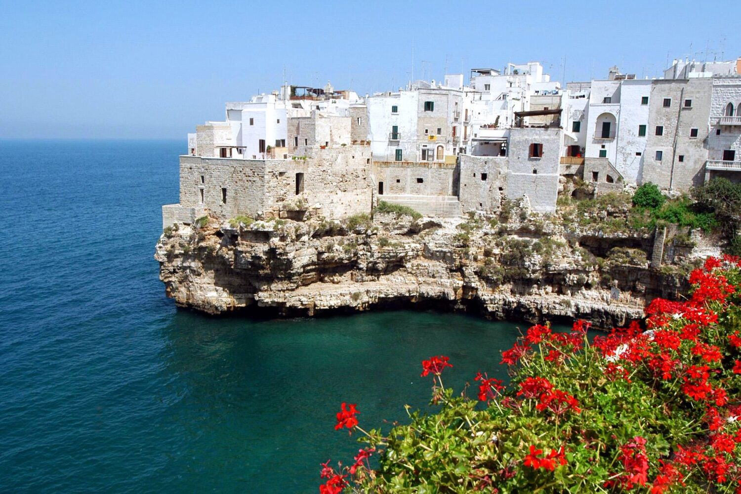Guided visit to Polignano a Mare Puglia