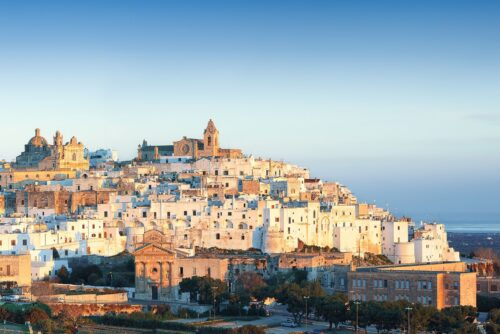 Guided visit Ostuni Puglia