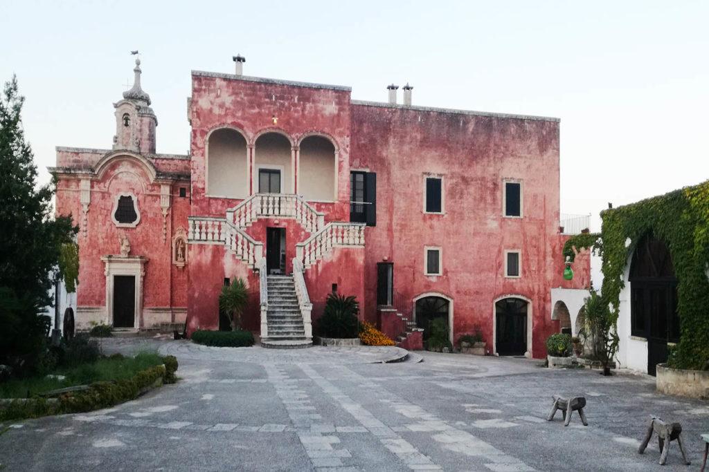 Masseria Spina Dormire soggiornare in Puglia