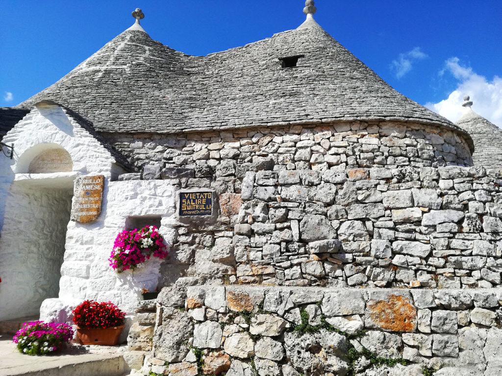 Trullo Siamese di Alberobello