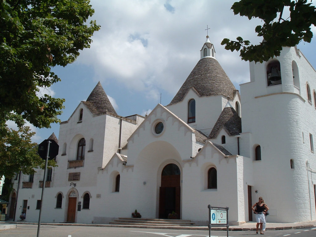Chiesa Sant'Antonio da Padova Alberobello