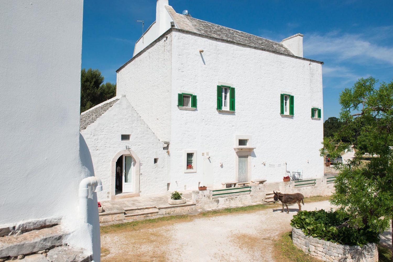 Masseria Aprile Locorotondo Puglia