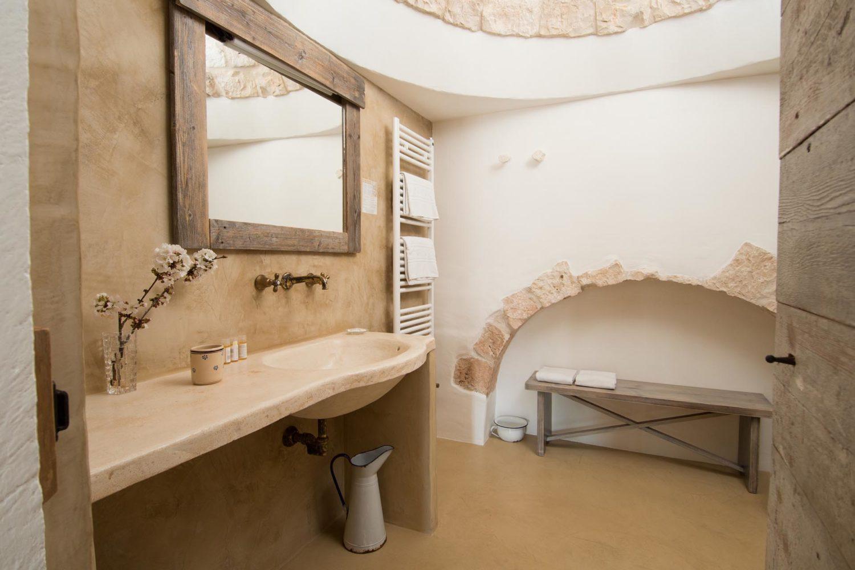 Antica masseria per dormire in Puglia