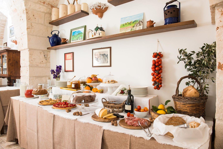 Tour enogastronomico in masseria Puglia