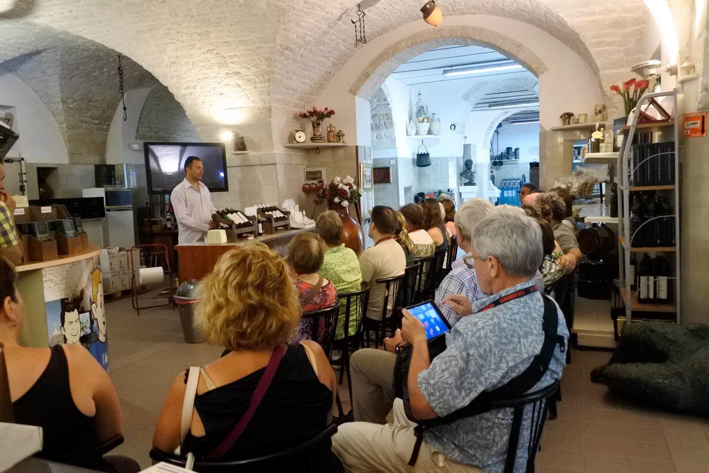 Olio evo tour con degustazione Puglia
