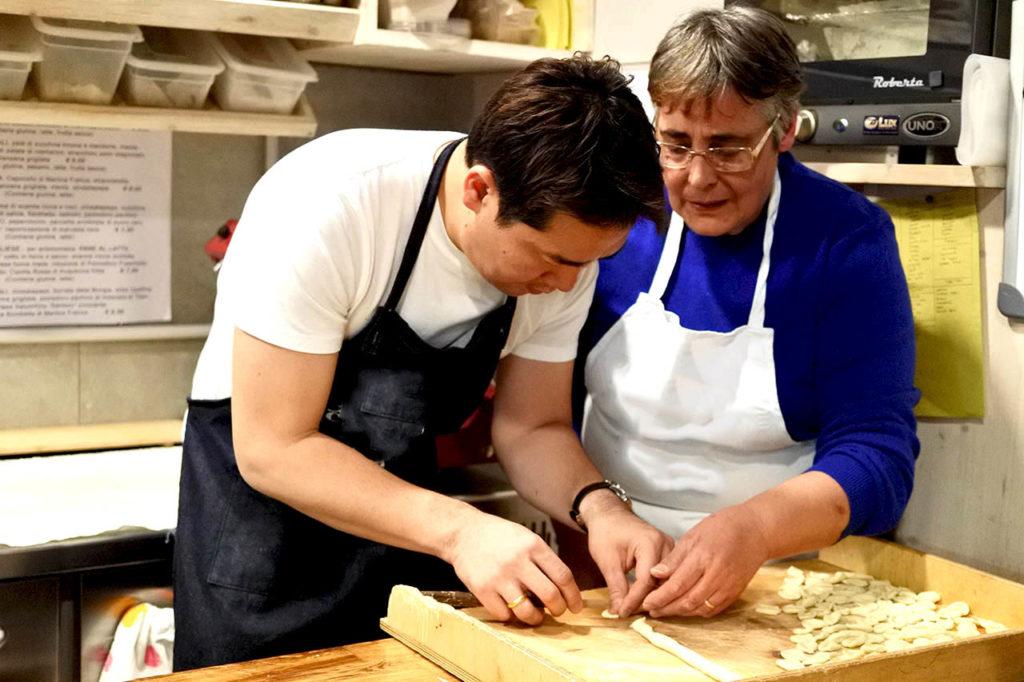 Cooking class pasta fresca Puglia