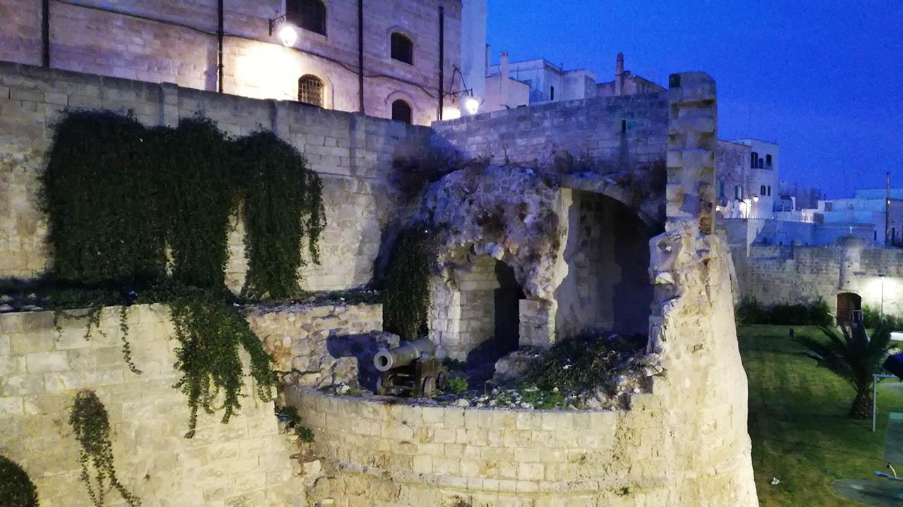 Centro storico di Monopoli Puglia