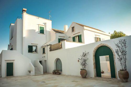 Masserie lusso in Puglia