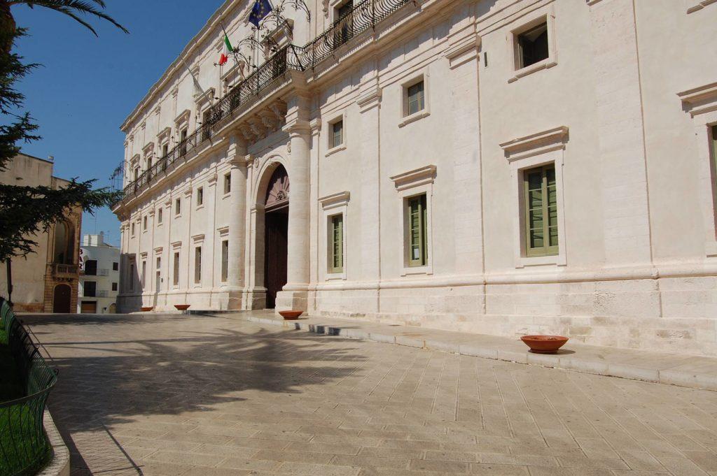 Martina Franca Valle d'Itria Puglia