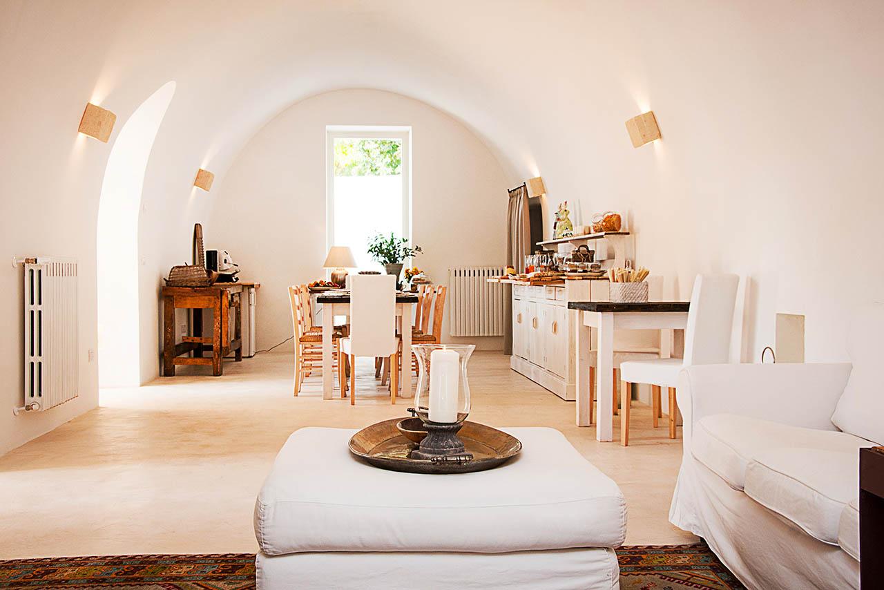 Soggiornare in masseria in Puglia