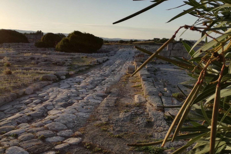 Via Traiana Museo nazionale e Parco Archeologico di Egnazia