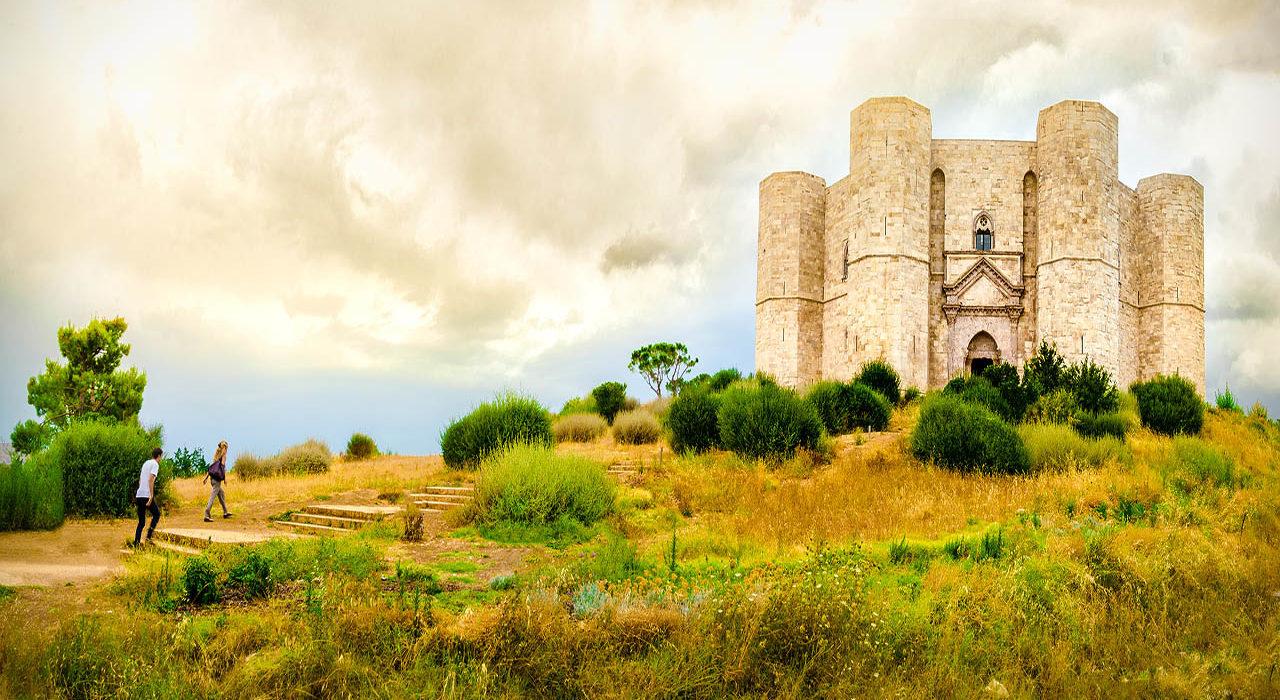 The UNESCO sites of Puglia Castel del Monte