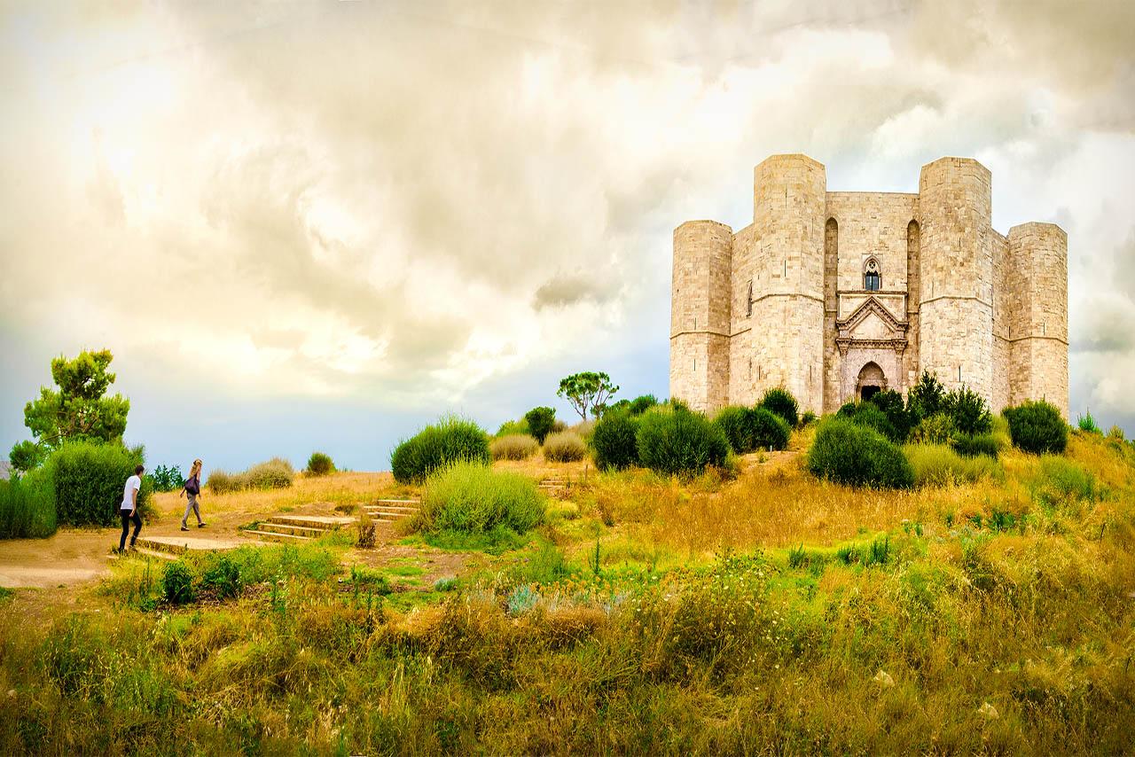 I siti Unesco della Puglia Castel del Monte
