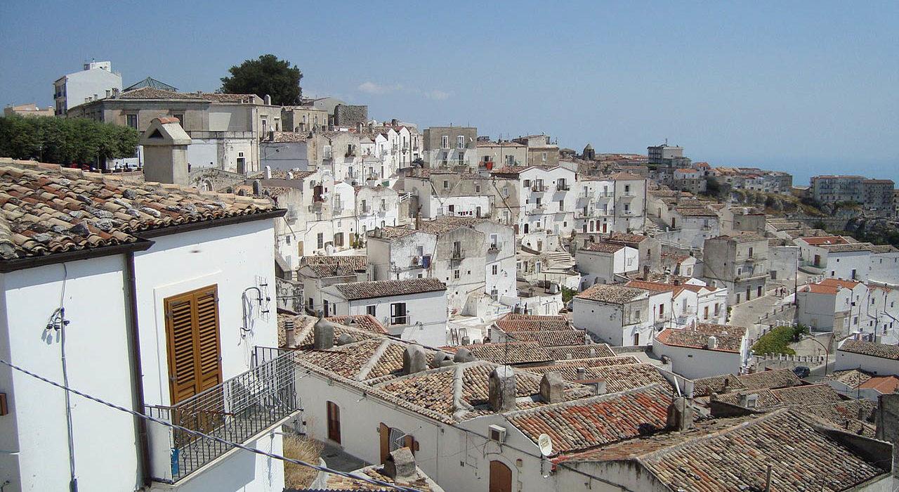 The UNESCO sites of Puglia