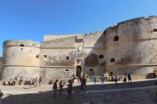 Mostra Oliviero Toscani Otranto