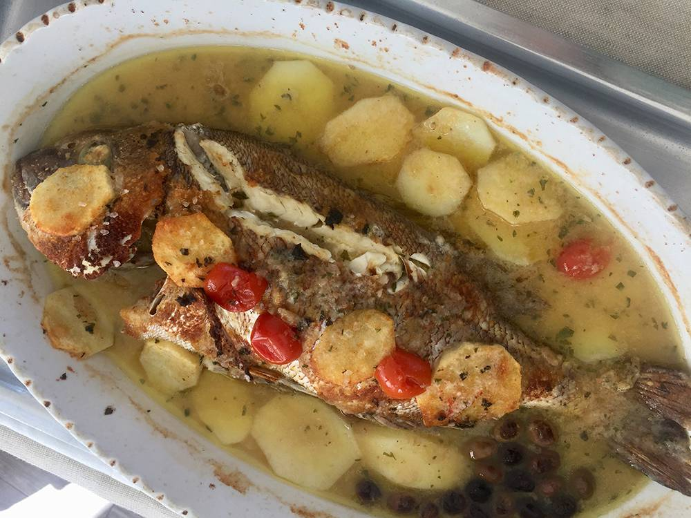 Dove mangiare piatti tipici in riva al mare