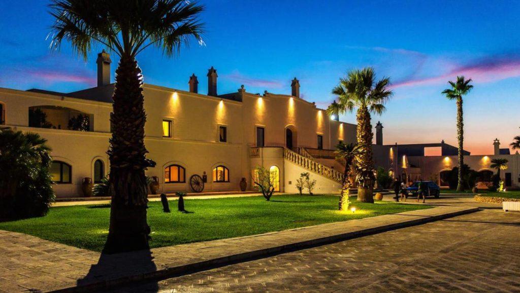 Masserie più affascinanti in Puglia
