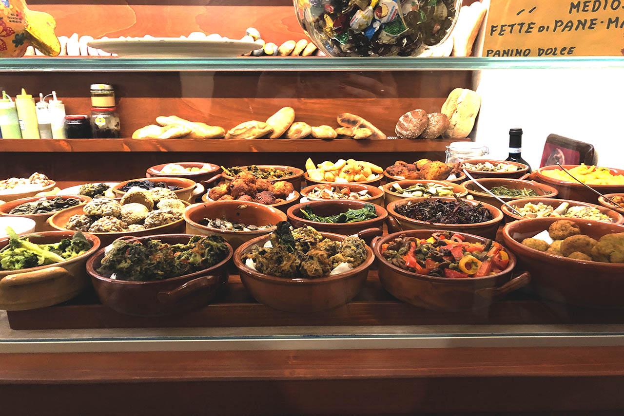 salumeria da marino noci I piatti tipici Puglia
