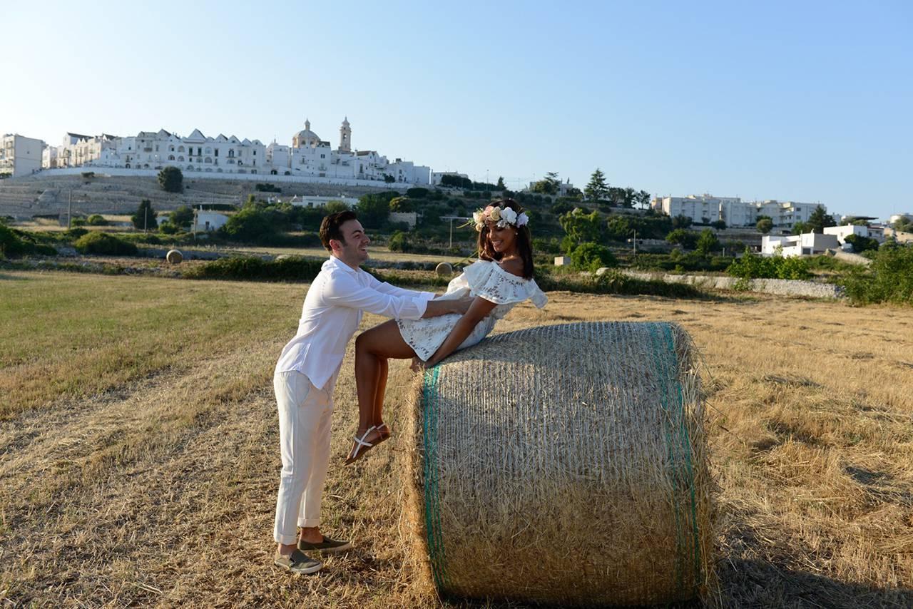Viaggio di nozze in Puglia