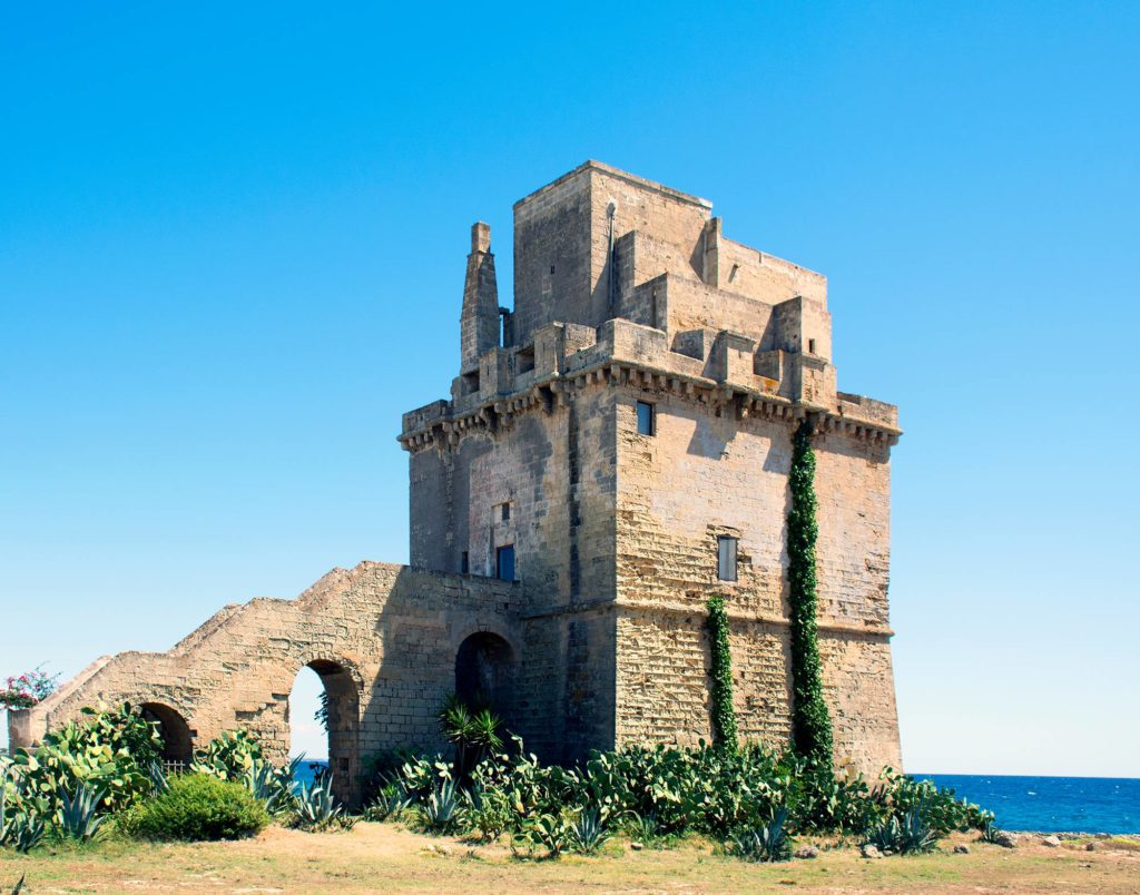 Torre Colimena in Salento