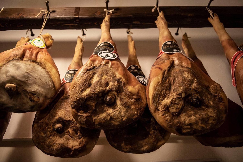 Degustazione salumi formaggi Alberobello
