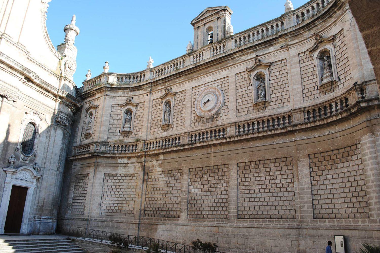 Centro storico borgo di Monopoli Puglia