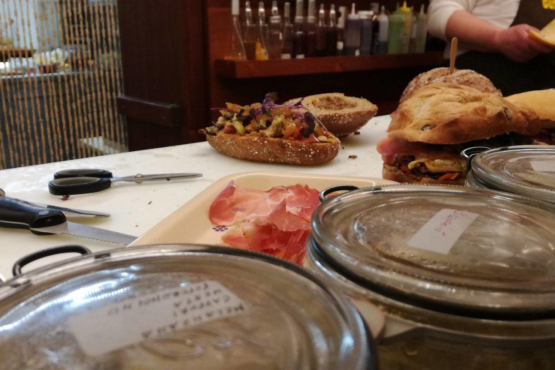 Noci Il panino di Marino Puglia