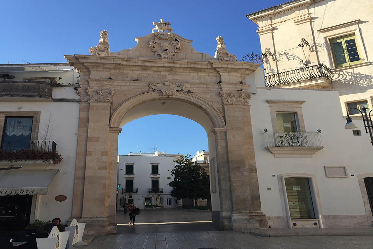 Martina Franca na Puglia