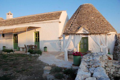 La Casa degli Uccellini antica masseria Puglia