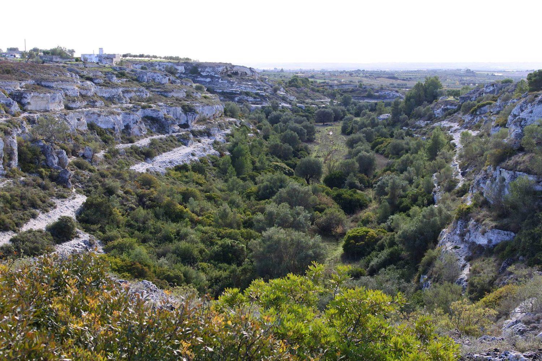 Gravina di Riggio Grottaglie Puglia